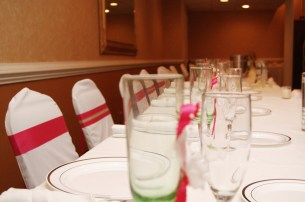 Bridal Party Table 2009