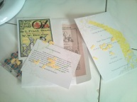 Handmade Oz wedding invitations for $1.01!! YES!!!! I said it!