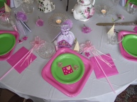 Tea Party Fit for any princess 2011
