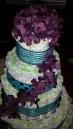 Handmade by P3 - Diaper Cake - 2014