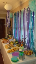 Under the Sea Baby Shower - 2013