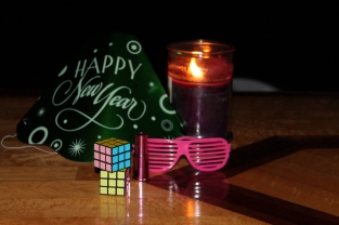 New Year's Eve 80's Themed Party 2012