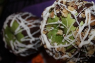 The Famous Caramel Apples that i make each year for my teachers and Halloween Parties
