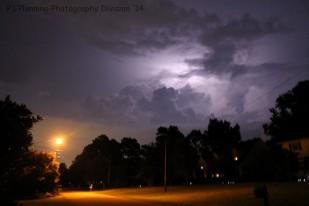 Lightning and my camera :)