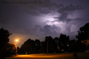 Lightning and my camera :)
