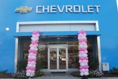 #idrivefor Event at Jeff Gordon Chevrolet 2014