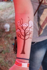 Some arm artwork