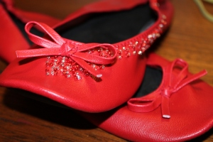 Ruby Red Slippers #2