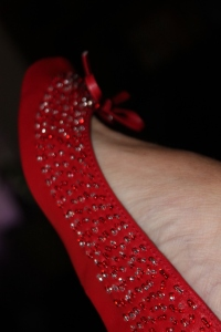 Ruby Red Slippers #1