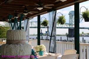 Wedding at Pilot House - 2014