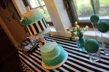 21st Birthday decor - 2015